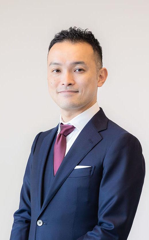 代表取締役社長段原尚輝